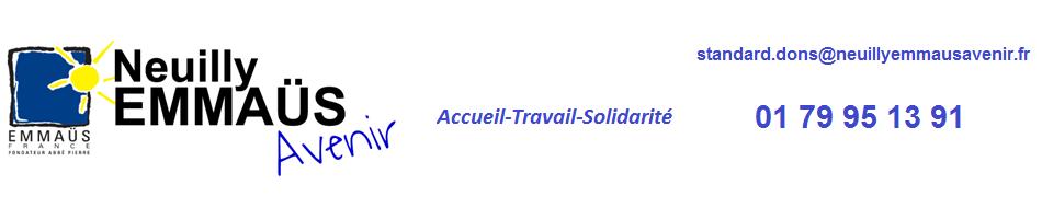 Neuilly Emmaüs Avenir